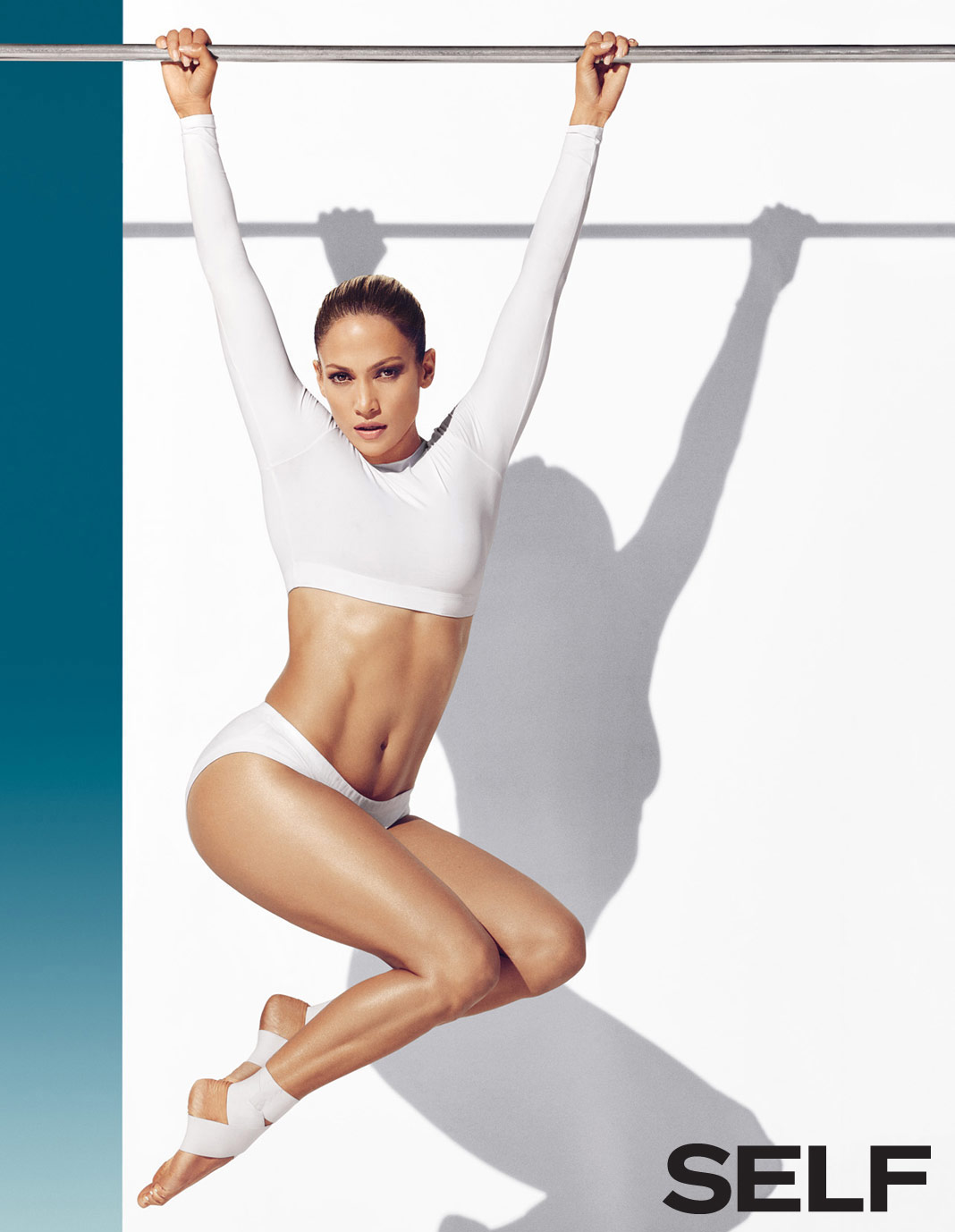 Jennifer Lopez - Self Magazine - December 2014 - BellaNaija.com 01