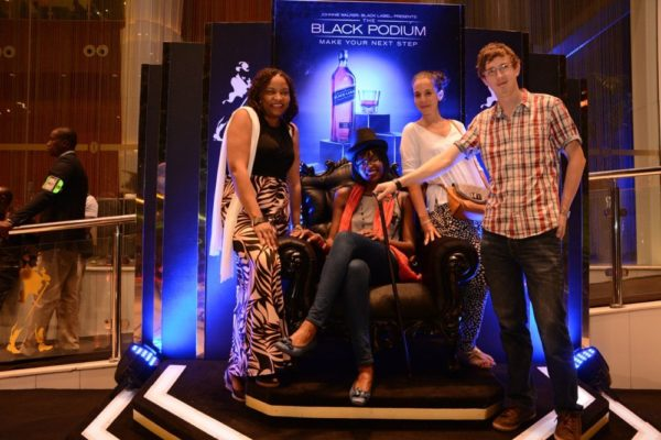 Johnny Walker Black Podium Launch - Bellanaija - December2014002