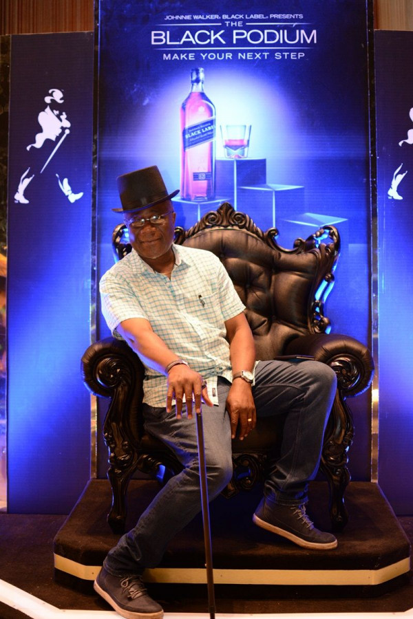 Johnny Walker Black Podium Launch - Bellanaija - December2014004