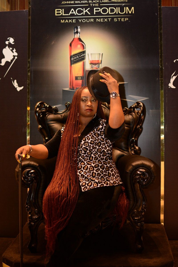 Johnny Walker Black Podium Launch - Bellanaija - December2014005