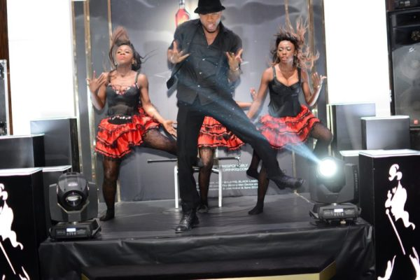 Johnny Walker Black Podium Launch - Bellanaija - December2014007