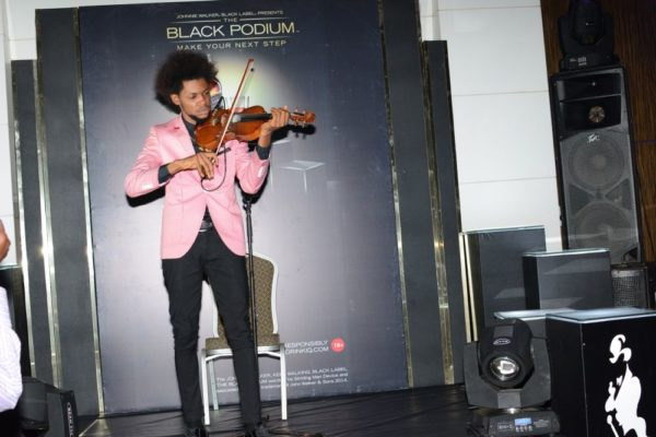 Johnny Walker Black Podium Launch - Bellanaija - December2014008