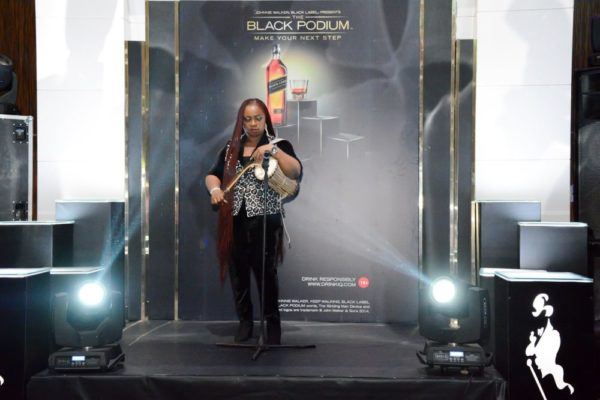 Johnny Walker Black Podium Launch - Bellanaija - December2014009