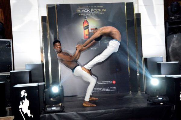 Johnny Walker Black Podium Launch - Bellanaija - December2014010