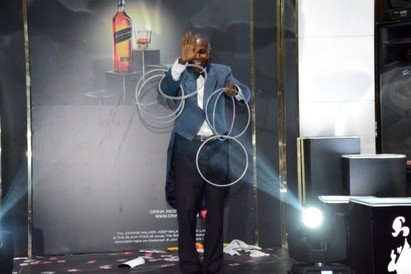 Johnny Walker Black Podium Launch - Bellanaija - December2014011