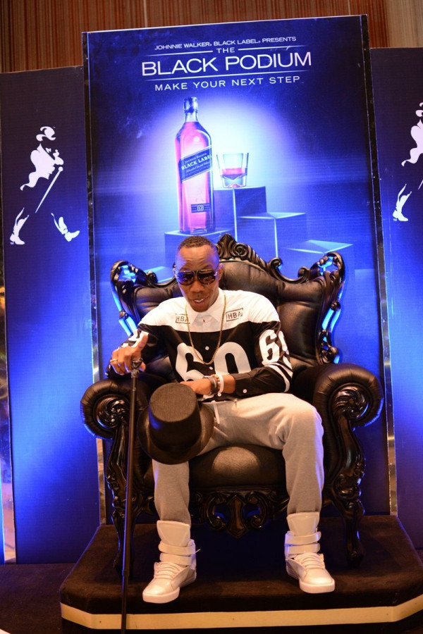 Johnny Walker Black Podium Launch - Bellanaija - December2014016