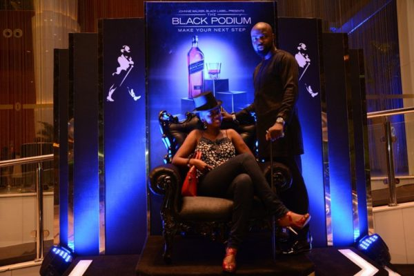 Johnny Walker Black Podium Launch - Bellanaija - December2014018