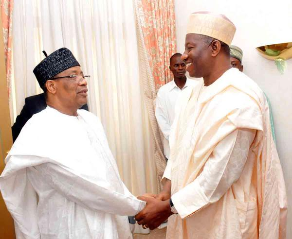 Jonathan & IBB - Dec 2014 - BellaNaija.com 01