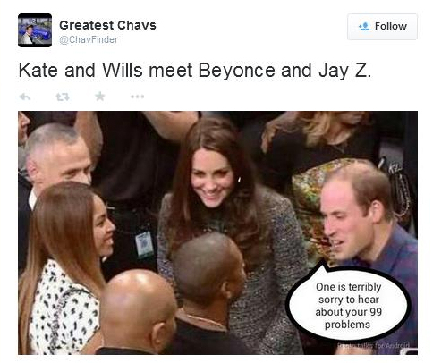 Kate-Middleton-Beyonce-JayZ-Prince-William-Reactions-December-2014-BellaNaija002