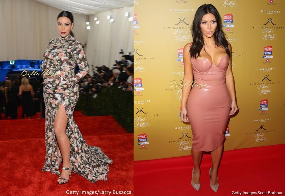 Kim Kardashian Pregnant - BellaNaija - Decemnber 2014001