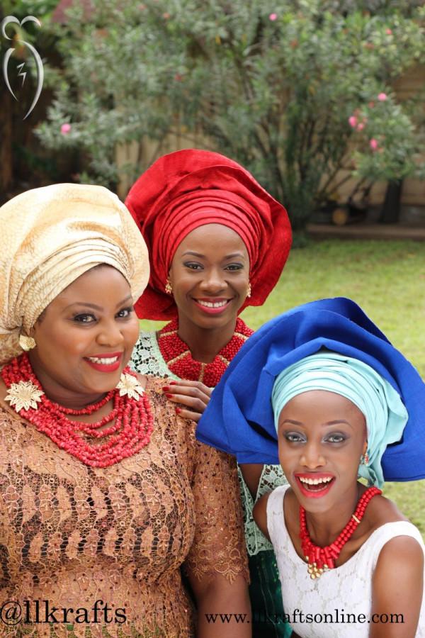 L.L Krafts African Wonderland Photo Shoot - Bellanaija - November2014005