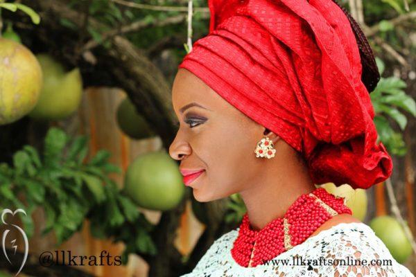 L.L Krafts African Wonderland Photo Shoot - Bellanaija - November2014007