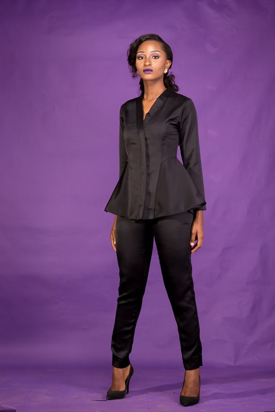 Lady Biba Refined Opulence Collection Lookbook - Bellanaija - December2014001