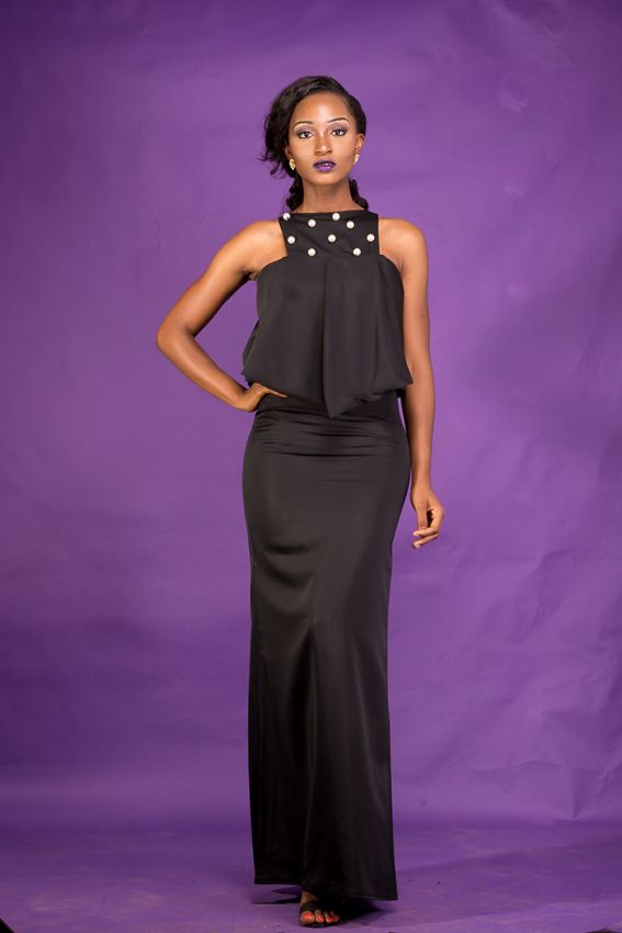 Lady Biba Refined Opulence Collection Lookbook - Bellanaija - December2014002
