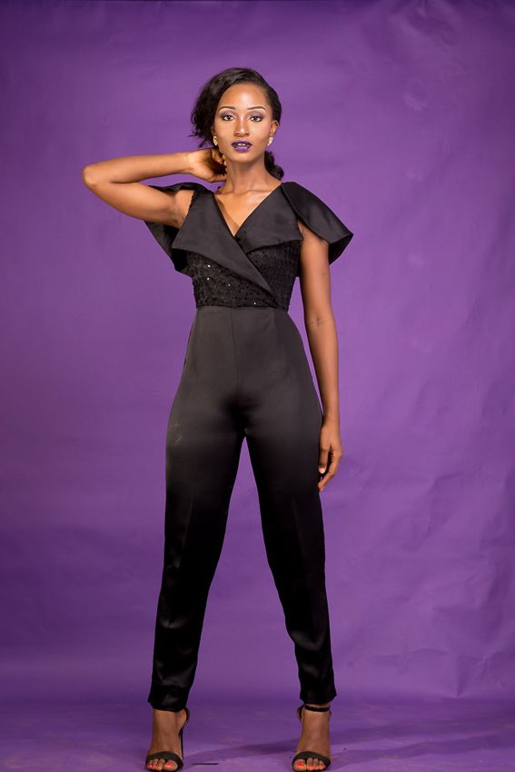 Lady Biba Refined Opulence Collection Lookbook - Bellanaija - December2014003