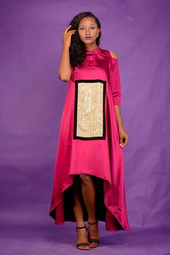 Lady Biba Refined Opulence Collection Lookbook - Bellanaija - December2014004