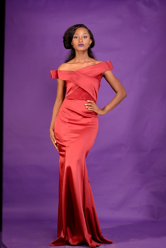 Lady Biba Refined Opulence Collection Lookbook - Bellanaija - December2014005