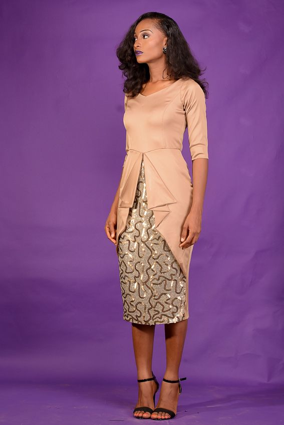 Lady Biba Refined Opulence Collection Lookbook - Bellanaija - December2014006