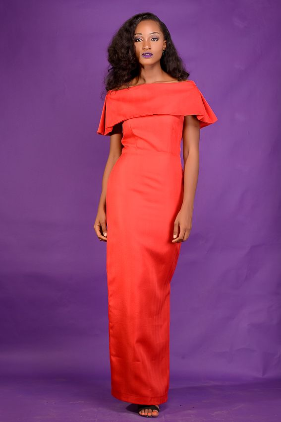 Lady Biba Refined Opulence Collection Lookbook - Bellanaija - December2014007