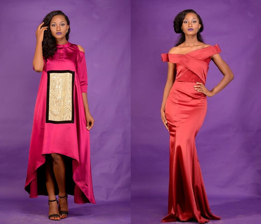 Lady Biba Refined Opulence Collection Lookbook - Bellanaija - December2014014