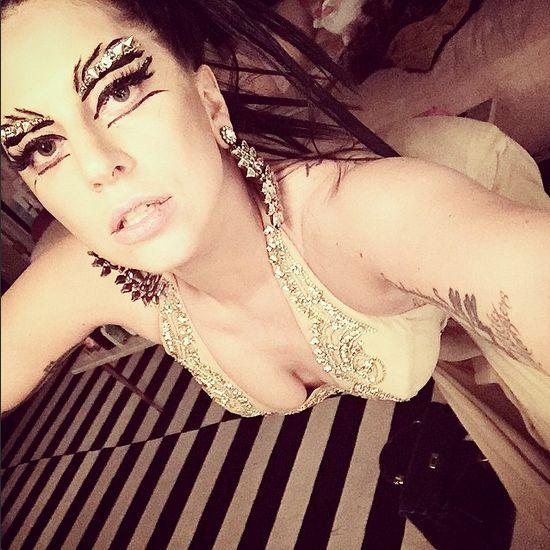 Lady Gaga - BellaNaija - December 2014
