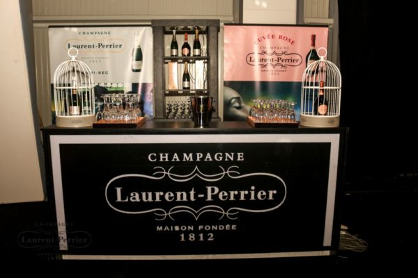 Laurent Perrier Sponsored-CEO Lounge at The Unofficial Christmas Party - Bellanaija - December2014001