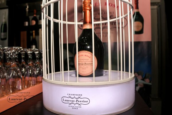 Laurent Perrier Sponsored-CEO Lounge at The Unofficial Christmas Party - Bellanaija - December2014003