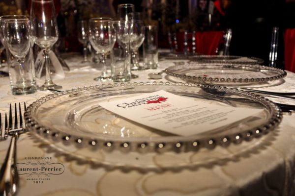 Laurent Perrier Sponsored-CEO Lounge at The Unofficial Christmas Party - Bellanaija - December2014004