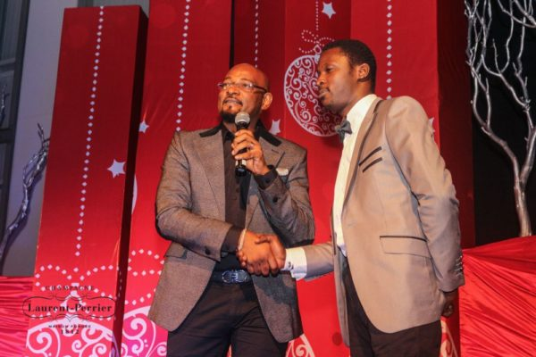 Laurent Perrier Sponsored-CEO Lounge at The Unofficial Christmas Party - Bellanaija - December2014020