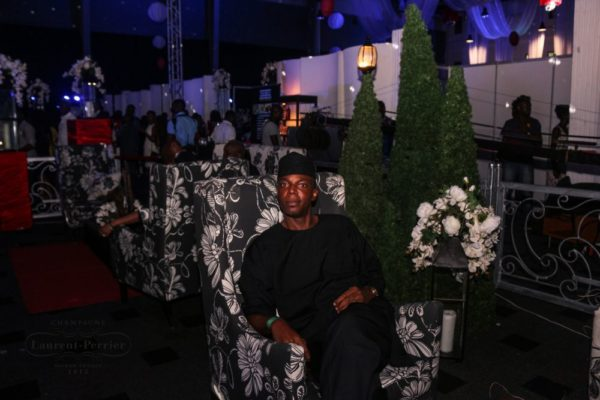 Laurent Perrier Sponsored-CEO Lounge at The Unofficial Christmas Party - Bellanaija - December2014024