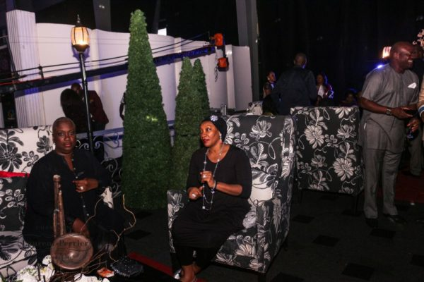 Laurent Perrier Sponsored-CEO Lounge at The Unofficial Christmas Party - Bellanaija - December2014029
