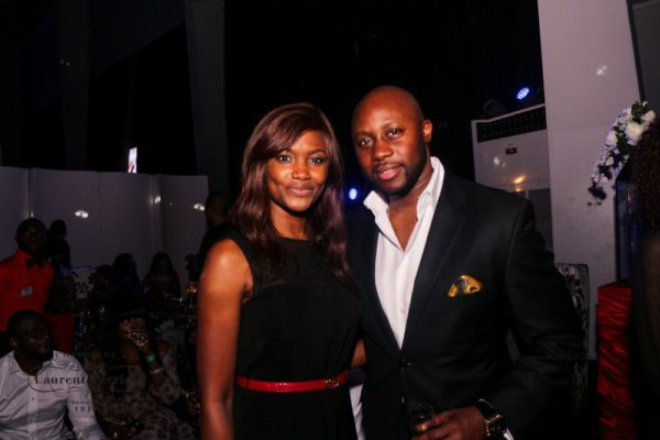 Laurent Perrier Sponsored-CEO Lounge at The Unofficial Christmas Party - Bellanaija - December2014031