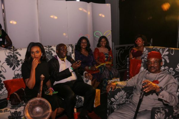 Laurent Perrier Sponsored-CEO Lounge at The Unofficial Christmas Party - Bellanaija - December2014041