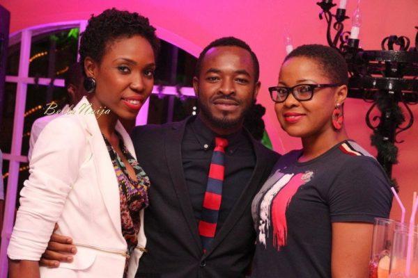 Kemi Akindoju, OC Ukeje and Bose Oshin