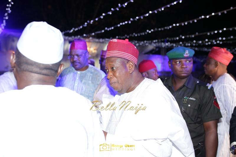 Maryam Augie & Abdulmumin Jibrin's Outdoor Abuja Wedding | George Okoro Photography | Nigerian Muslim Hausa Wedding 2014 | BellaNaija 0George Okoro-114008