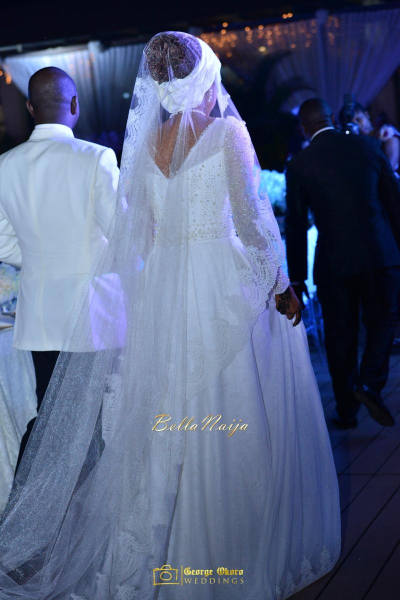 Maryam Augie & Abdulmumin Jibrin's Outdoor Abuja Wedding | George Okoro Photography | Nigerian Muslim Hausa Wedding 2014 | BellaNaija 0George Okoro-12202