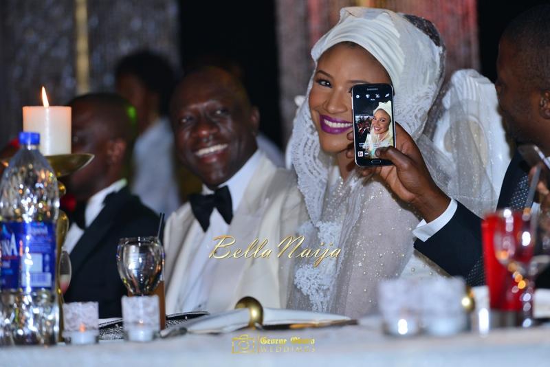 Maryam Augie & Abdulmumin Jibrin's Outdoor Abuja Wedding | George Okoro Photography | Nigerian Muslim Hausa Wedding 2014 | BellaNaija 0George Okoro-16106