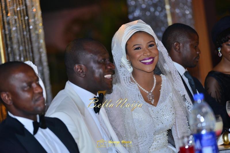 Maryam Augie & Abdulmumin Jibrin's Outdoor Abuja Wedding | George Okoro Photography | Nigerian Muslim Hausa Wedding 2014 | BellaNaija 0George Okoro-17407