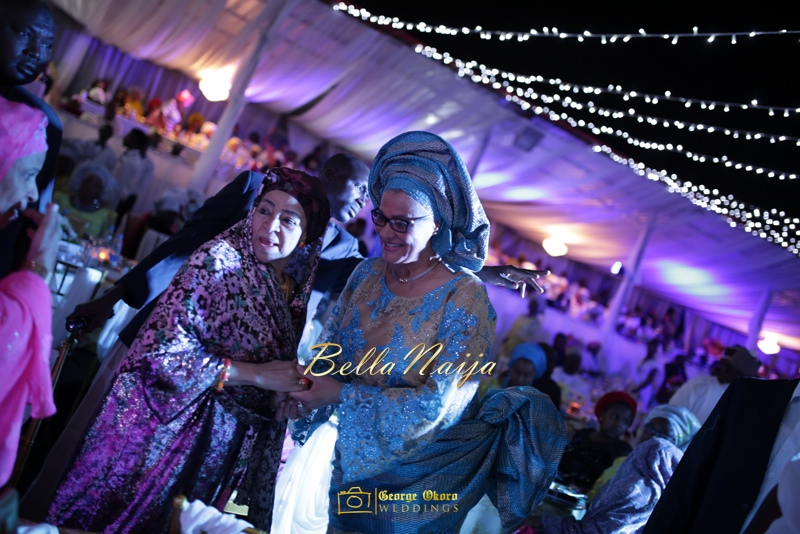 Maryam Augie & Abdulmumin Jibrin's Outdoor Abuja Wedding | George Okoro Photography | Nigerian Muslim Hausa Wedding 2014 | BellaNaija 0George Okoro-185011