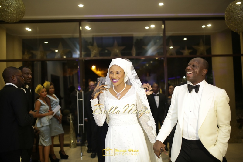 Maryam Augie & Abdulmumin Jibrin's Outdoor Abuja Wedding | George Okoro Photography | Nigerian Muslim Hausa Wedding 2014 | BellaNaija 0George Okoro-2-12512