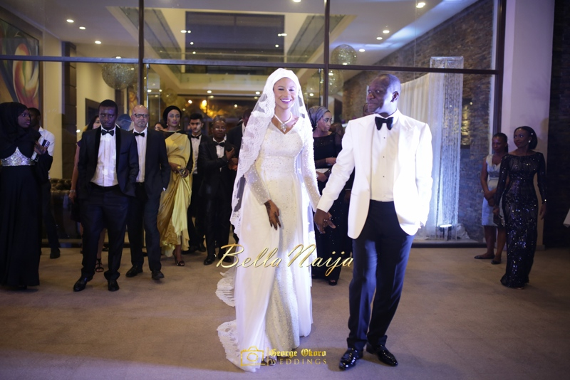 Maryam Augie & Abdulmumin Jibrin's Outdoor Abuja Wedding | George Okoro Photography | Nigerian Muslim Hausa Wedding 2014 | BellaNaija 0George Okoro-2-14618