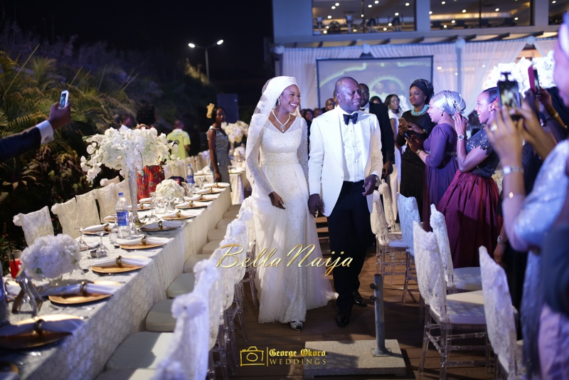 Maryam Augie & Abdulmumin Jibrin's Outdoor Abuja Wedding | George Okoro Photography | Nigerian Muslim Hausa Wedding 2014 | BellaNaija 0George Okoro-2-15620
