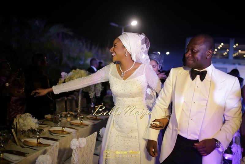 Maryam Augie & Abdulmumin Jibrin's Outdoor Abuja Wedding | George Okoro Photography | Nigerian Muslim Hausa Wedding 2014 | BellaNaija 0George Okoro-2-16922