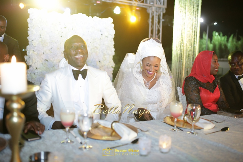 Maryam Augie & Abdulmumin Jibrin's Outdoor Abuja Wedding | George Okoro Photography | Nigerian Muslim Hausa Wedding 2014 | BellaNaija 0George Okoro-2-18824