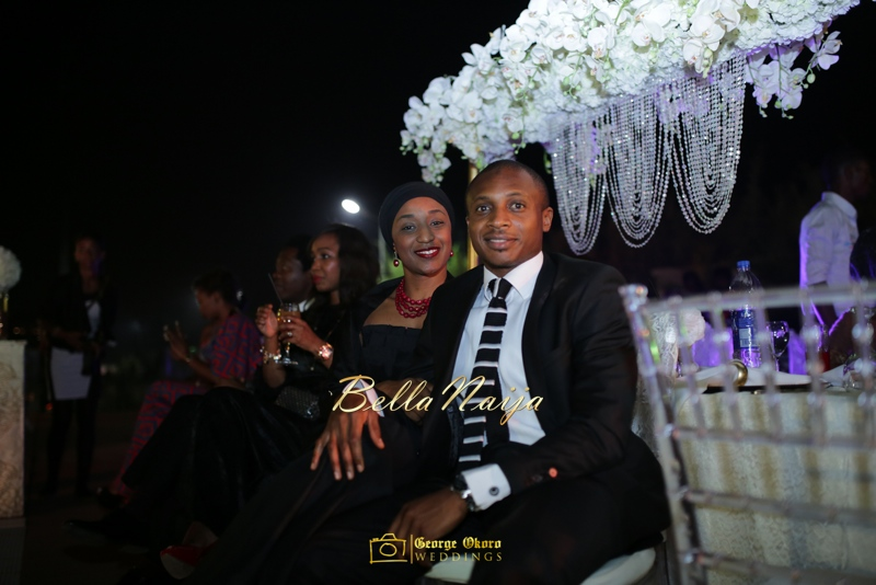 Maryam Augie & Abdulmumin Jibrin's Outdoor Abuja Wedding | George Okoro Photography | Nigerian Muslim Hausa Wedding 2014 | BellaNaija 0George Okoro-2-26129
