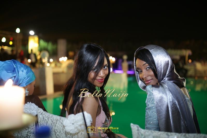 Maryam Augie & Abdulmumin Jibrin's Outdoor Abuja Wedding | George Okoro Photography | Nigerian Muslim Hausa Wedding 2014 | BellaNaija 0George Okoro-2-28032