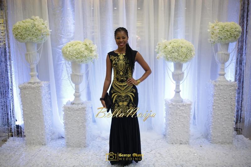 Maryam Augie & Abdulmumin Jibrin's Outdoor Abuja Wedding | George Okoro Photography | Nigerian Muslim Hausa Wedding 2014 | BellaNaija 0George Okoro-2-29734