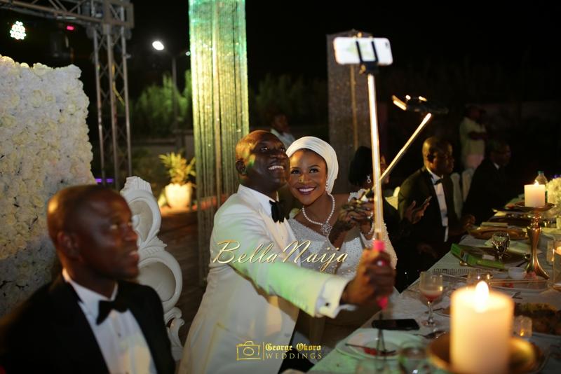 Maryam Augie & Abdulmumin Jibrin's Outdoor Abuja Wedding | George Okoro Photography | Nigerian Muslim Hausa Wedding 2014 | BellaNaija 0George Okoro-2-38843
