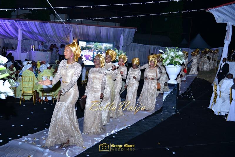 Maryam Augie & Abdulmumin Jibrin's Outdoor Abuja Wedding | George Okoro Photography | Nigerian Muslim Hausa Wedding 2014 | BellaNaija 0George Okoro-2-4023