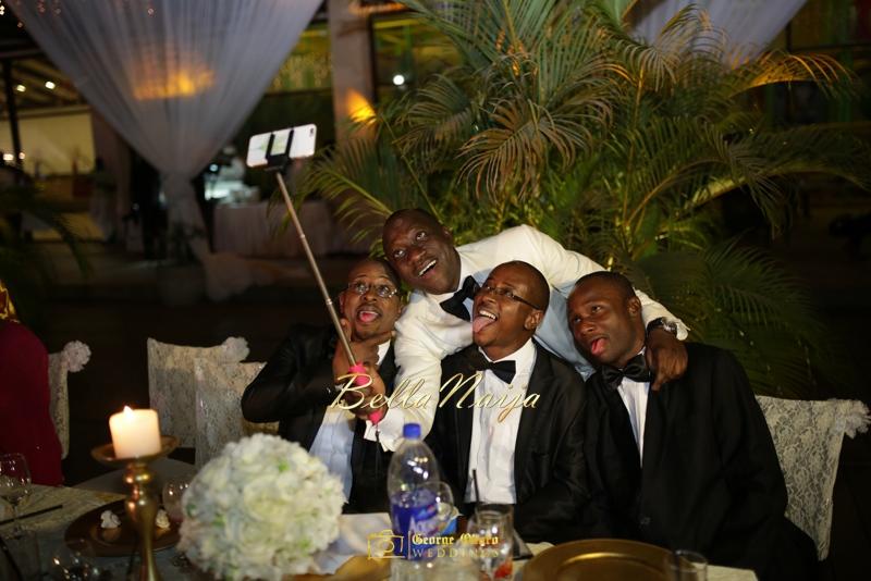 Maryam Augie & Abdulmumin Jibrin's Outdoor Abuja Wedding | George Okoro Photography | Nigerian Muslim Hausa Wedding 2014 | BellaNaija 0George Okoro-2-44348